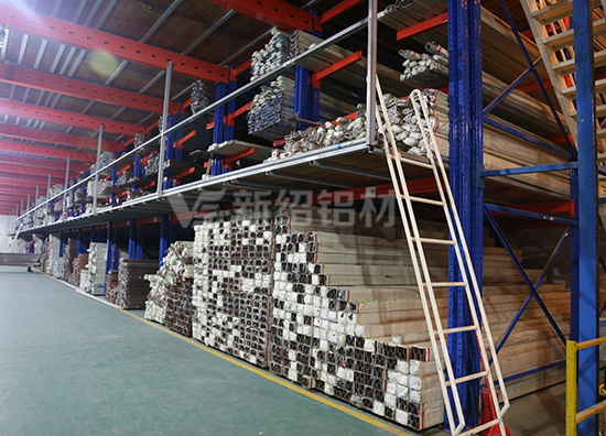 铝合金门窗型材厂家