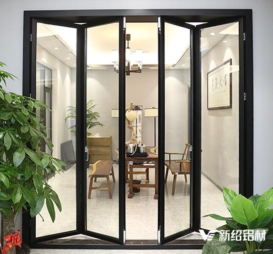 广东50折叠门型材