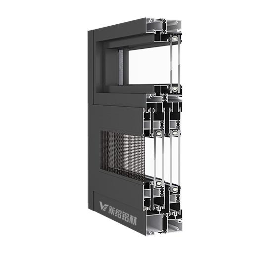 DGR-TL93C推拉窗型材