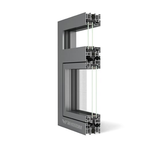 90系统窗型材
